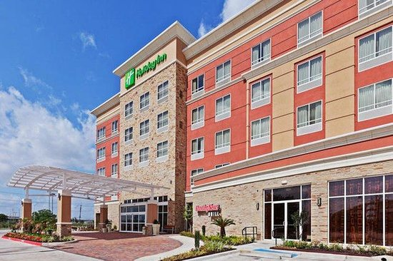 Holiday Inn Hotel-Houston Westchase: Hotel Front Entry