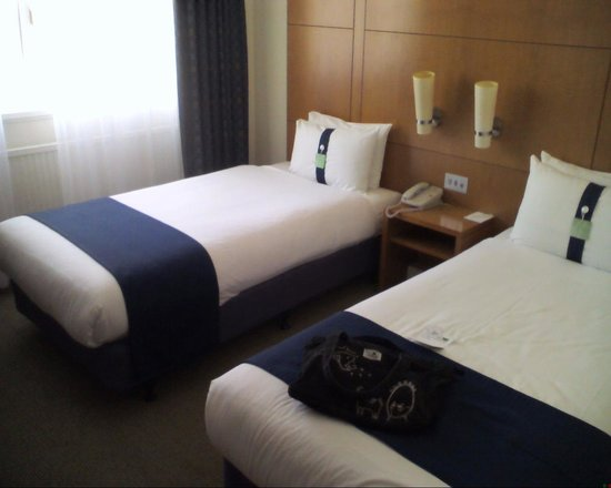 Holiday Inn London - Regent's Park: Schlafzimmer