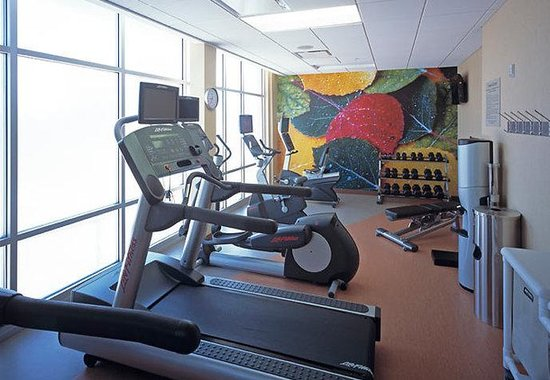 SpringHill Suites Denver Aurora/Fitzsimons : Fitness Center
