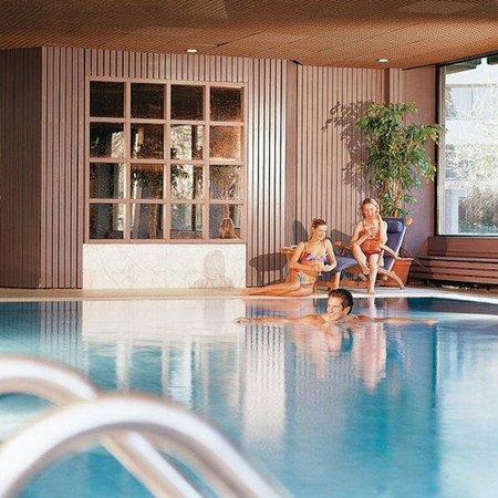 Lindner Congress Hotel: Pool