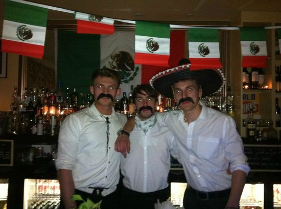 Littleborough, UK: Feliz Cinco De Mayo 2013