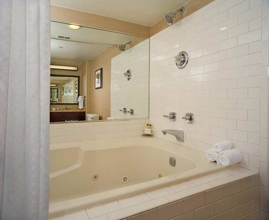 DoubleTree by Hilton Hotel Pittsburgh-Meadow Lands: Whirlpool Bath