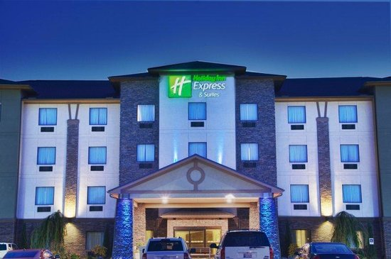 Holiday Inn Express & Suites Heber Springs: Hotel Exterior
