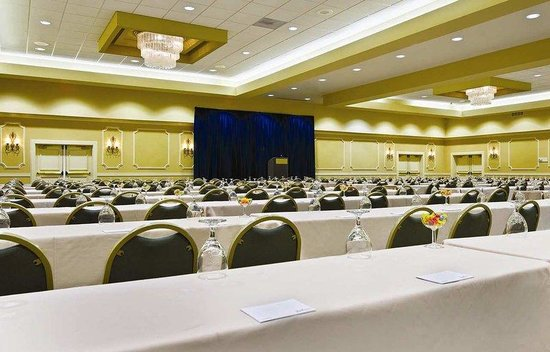 Doubletree by Hilton Hotel Columbia, SC: Class Room Style Set Up