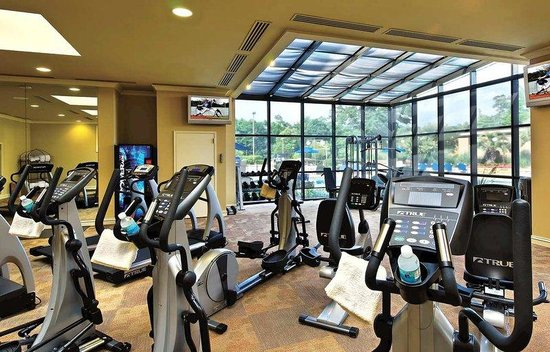 Doubletree by Hilton Hotel Columbia, SC: Fitness Center