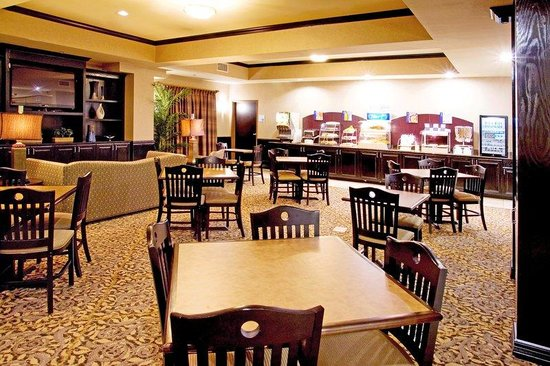 Holiday Inn Express & Suites Corpus Christi: Breakfast Area