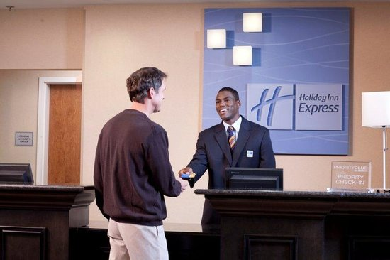 Holiday Inn Express Portland East-Troutdale: Holiday Inn Express Portland East Columbia Gorge Hotel