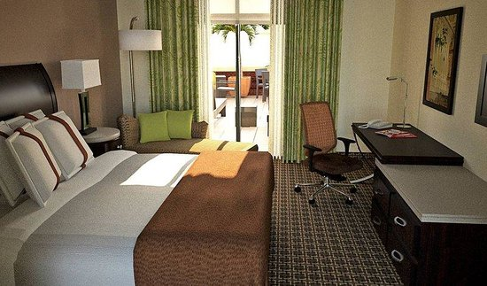Holiday Inn Charleston Historic Downtown: Guest Room