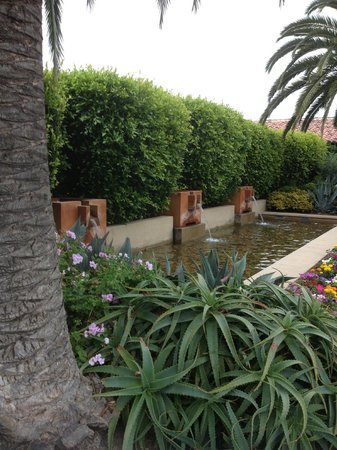 Estancia La Jolla Hotel & Spa: Pool Reception
