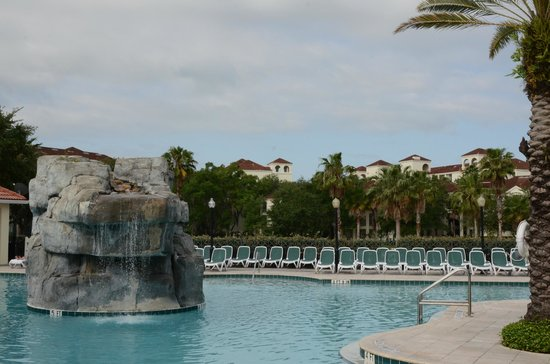 Star Island Resort and Club : Pool view