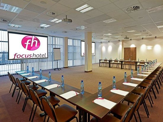 Hotel Focus Gdansk: Meeting room at Focus Hotel Gda?sk