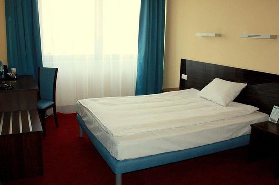 Hotel Focus Gdansk: Standard single room