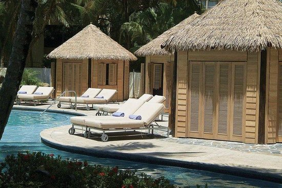El San Juan Resort & Casino: Pool Cabanas