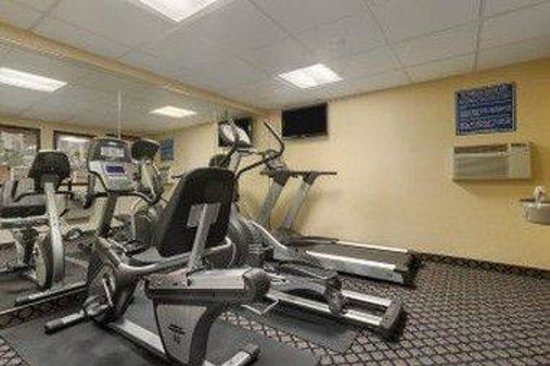 Days Inn: Fitness Center
