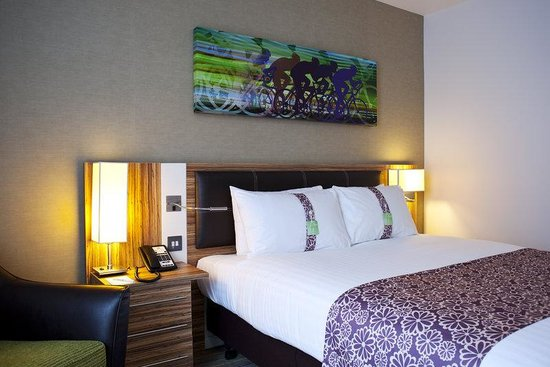 Staybridge Suites London-Stratford City: Enjoy our Olympic theme guest rooms