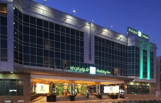 Holiday Inn Bur Dubai - Embassy District: Centraly located in the heart of Dubai