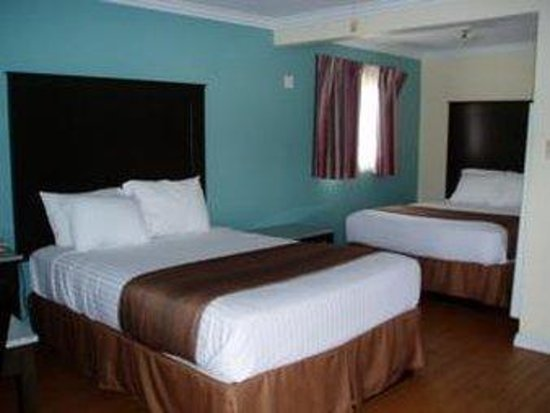 Rockview Inn and Suites - Morro Bay: Guest room