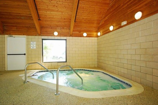BEST WESTERN PLUS Newark/Christiana Inn: Hot Tub