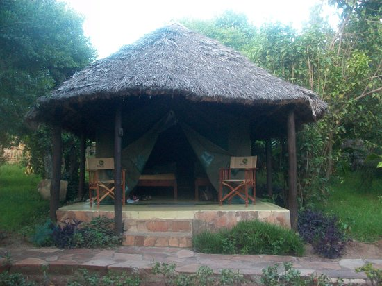 Ol-moran Tented Camp: Tented accommodation