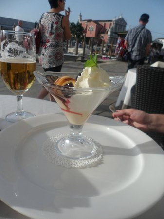 Hotel Carlton on the Grand Canal: Sundae