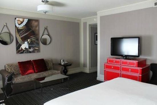 Sir Francis Drake Hotel - a Kimpton Hotel: Stylish and contemporary