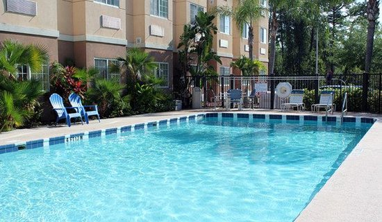 The Floridian Hotel and Suites: Pool Area