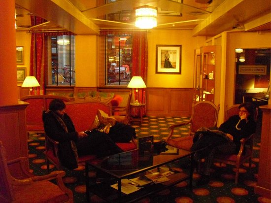The Convent Hotel Amsterdam - MGallery Collection: Parte della grande hall