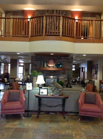 Holiday Inn Express Hotel & Suites Bozeman West: Welcome to the Holiday Inn Express in Bozeman, Montana.