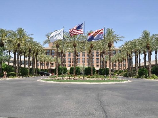 Westin Kierland Resort and Spa: Main Entrance to The Westin Kierland Resort