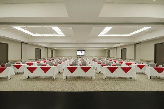 The Chancellor Hotel: Ballroom