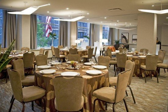 MileNorth, A Chicago Hotel: Banquet at MileNorth,A Chicago Hotel