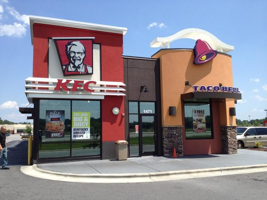 Amazing Food Choices Zaxbys additionally In N Out Burger Location Map 2014 4 in addition Restaurant Review G154921 D3773954 Reviews Taco Bell KFC Red Deer Alberta together with Find My Location On Google Maps additionally Illuminati Symbol Great Seal One Dollar Bill. on taco bell locations map