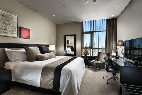 Fraser Suites Perth: Bedroom