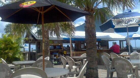 Sebastian, FL: View from our table