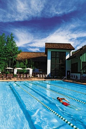 Vail Racquet Club Mountain Resort: Year round pool