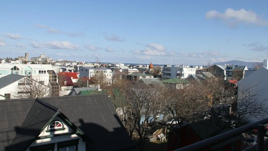 Hotel Holt: Good morning Reykjavik