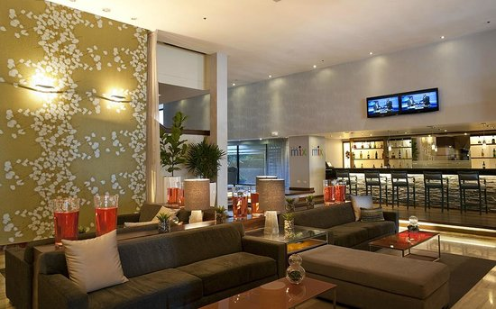 Hotel Crowne Plaza Santo Domingo: Lobby Bar