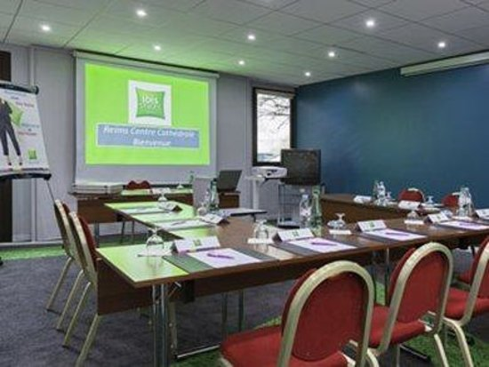Ibis Styles Reims Centre Cathedrale: Meeting Room