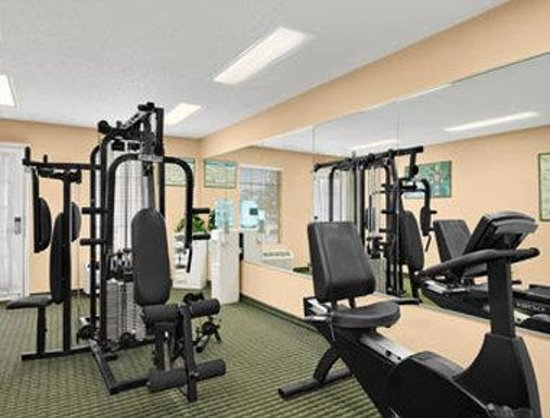 Americus, : Fitness Center
