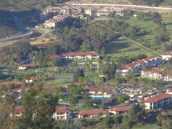 Welk Resort San Diego: Our Resort Villa - in the middle of photo