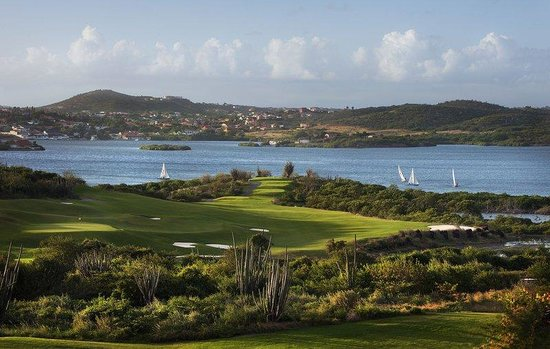 Santa Barbara Beach &amp; Golf Resort, Curacao : SBgolf 