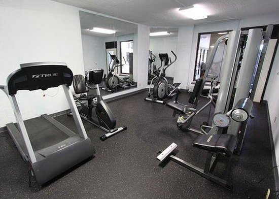 Ridgeland, Carolina del Sur: Gym