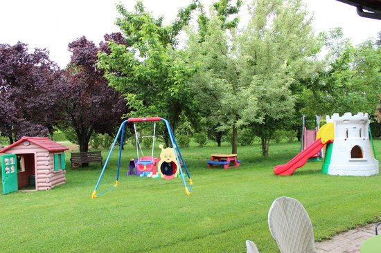 Relais Madonna di Campagna: Giochi per bambini