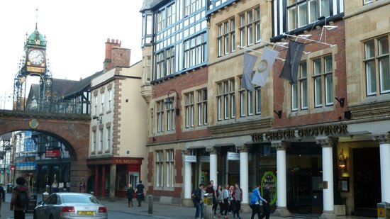 The Chester Grosvenor: Outside View