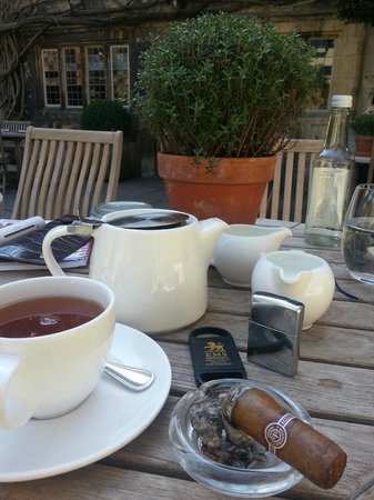 Old Parsonage Hotel: A sunny Montecristo at the Old Parsonage