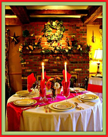 The Clarke House Bed & Breakfast: Receptions for intimate Weddings