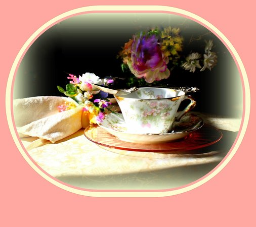 The Clarke House Bed & Breakfast: Host your Tea Party at The Clarke House
