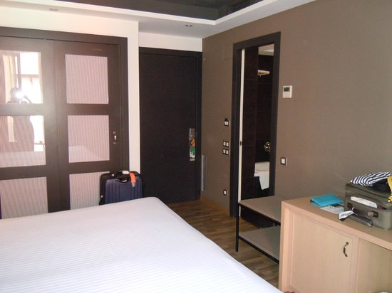 Hotel Jazz - room