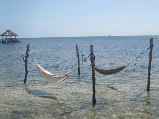 Portofino: Water hammocks