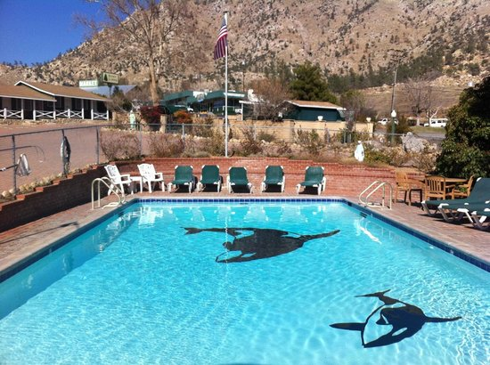 Kernville, CA: Swimming Pool